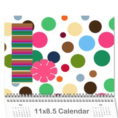 799 Calendar By Mandi Cover