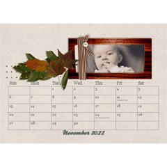 2015 Desktop Calendar 8 5x6, Family By Mikki Nov 2021