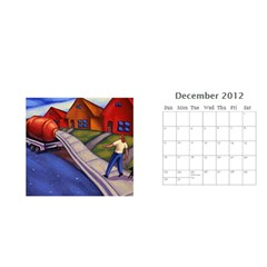 11x5 By Berry   Desktop Calendar 11  X 5    Lxwrva3lqju4   Www Artscow Com Dec 2012