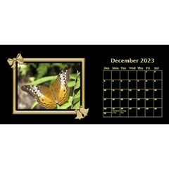 Black And Gold Desktop 11 Inch By Deborah   Desktop Calendar 11  X 5    0n87koxsg1v1   Www Artscow Com Dec 2017