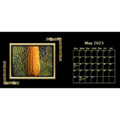 Black And Gold Desktop 11 Inch By Deborah   Desktop Calendar 11  X 5    0n87koxsg1v1   Www Artscow Com May 2017