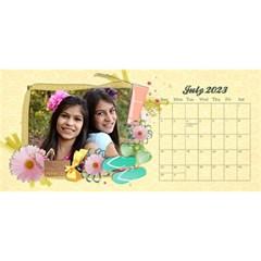 2015 Desktop Calendar 11x5, Family Memories By Mikki   Desktop Calendar 11  X 5    M81hfp3rbrhp   Www Artscow Com Jul 2015