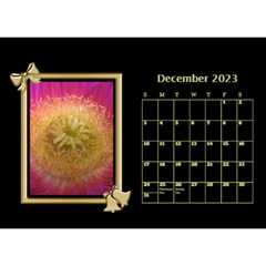Black And Gold Desktop Calendar (8 5x6) By Deborah   Desktop Calendar 8 5  X 6    F5djq73kh5gh   Www Artscow Com Dec 2020