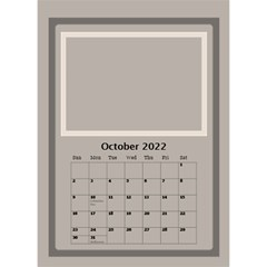 Coffee And Cream 2017 Desktop Calendar (6x8 5) By Deborah   Desktop Calendar 6  X 8 5    1v6wlv4lsup2   Www Artscow Com Oct 2017