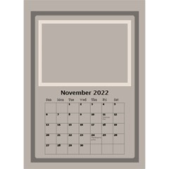 Coffee And Cream 2017 Desktop Calendar (6x8 5) By Deborah   Desktop Calendar 6  X 8 5    1v6wlv4lsup2   Www Artscow Com Nov 2017