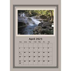 Coffee And Cream 2017 Desktop Calendar (6x8 5) By Deborah   Desktop Calendar 6  X 8 5    1v6wlv4lsup2   Www Artscow Com Apr 2017