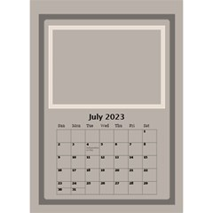 Coffee And Cream 2018 Desktop Calendar (6x8 5) By Deborah   Desktop Calendar 6  X 8 5    1v6wlv4lsup2   Www Artscow Com Jul 2018