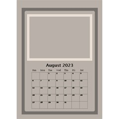 Coffee And Cream 2018 Desktop Calendar (6x8 5) By Deborah   Desktop Calendar 6  X 8 5    1v6wlv4lsup2   Www Artscow Com Aug 2018