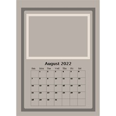 Coffee And Cream 2017 Desktop Calendar (6x8 5) By Deborah   Desktop Calendar 6  X 8 5    1v6wlv4lsup2   Www Artscow Com Aug 2017