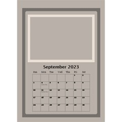 Coffee And Cream 2017 Desktop Calendar (6x8 5) By Deborah   Desktop Calendar 6  X 8 5    1v6wlv4lsup2   Www Artscow Com Sep 2017