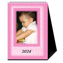Pink Princess Desktop Calendar 2019 By Deborah   Desktop Calendar 6  X 8 5    Otbmskswrnpn   Www Artscow Com Cover