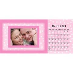 Pink Princess 2020 Desktop Calendar By Deborah   Desktop Calendar 11  X 5    04wcc5dxskfx   Www Artscow Com Mar 2020