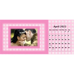 Pink Princess 2020 Desktop Calendar By Deborah   Desktop Calendar 11  X 5    04wcc5dxskfx   Www Artscow Com Apr 2020