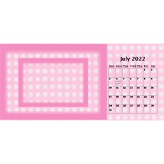 Pink Princess 2018 Desktop Calendar By Deborah   Desktop Calendar 11  X 5    04wcc5dxskfx   Www Artscow Com Jul 2018