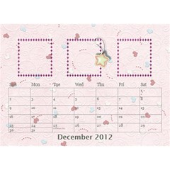 Our Family Desktop Calendar By Daniela   Desktop Calendar 8 5  X 6    Mqbyc94lzojw   Www Artscow Com Dec 2012