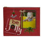 Be Jolly XL Cosmetic Bag - Cosmetic Bag (XL)
