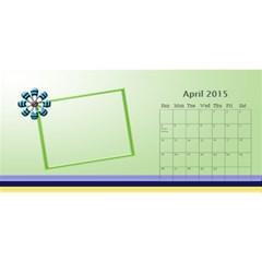 Family Desktop Calendar 11x5 By Daniela   Desktop Calendar 11  X 5    Fjmi7dxd2tjx   Www Artscow Com Apr 2015