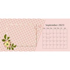 Desktop Calendar 11  X 5  : Flowers Bloom By Jennyl   Desktop Calendar 11  X 5    Efpk1ej6tx14   Www Artscow Com Sep 2019