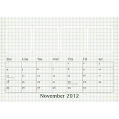 Desk Calendar Gift By Laurrie   Desktop Calendar 8 5  X 6    Zn3aiz886yi9   Www Artscow Com Nov 2012