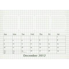 Desk Calendar Gift By Laurrie   Desktop Calendar 8 5  X 6    Zn3aiz886yi9   Www Artscow Com Dec 2012