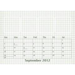Desk Calendar Gift By Laurrie   Desktop Calendar 8 5  X 6    Zn3aiz886yi9   Www Artscow Com Sep 2012