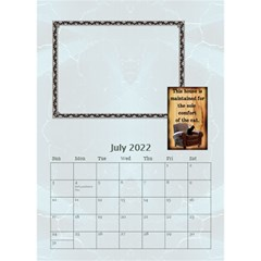 I Love My Cat Desktop Calendar 6 x8 5  By Lil    Desktop Calendar 6  X 8 5    Wj8oqxj8hw60   Www Artscow Com Jul 2015