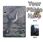 Waterfall Playing Cards - Playing Cards 54 Designs