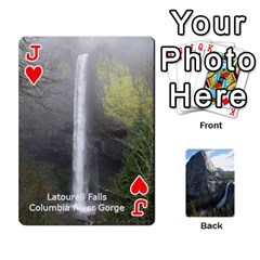 Jack Waterfall Playing Cards By Sjinks Gmail Com   Playing Cards 54 Designs   S4dv572t3iv0   Www Artscow Com Front - HeartJ