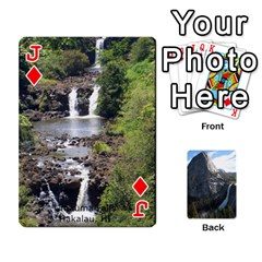 Jack Waterfall Playing Cards By Sjinks Gmail Com   Playing Cards 54 Designs   S4dv572t3iv0   Www Artscow Com Front - DiamondJ