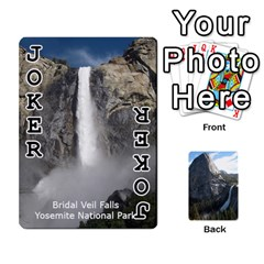 Waterfall Playing Cards By Sjinks Gmail Com   Playing Cards 54 Designs   S4dv572t3iv0   Www Artscow Com Front - Joker1