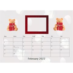 2019 Desktop Calendar 1 By Kim Blair Feb 2020