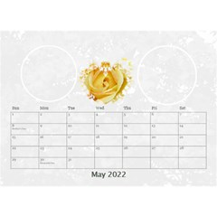 2019 Desktop Calendar 1 By Kim Blair May 2020