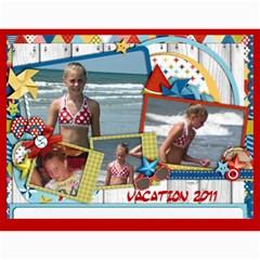 Marli s Calender 2 By Linda Ward   Wall Calendar 11  X 8 5  (12 Months)   Bm7oimqdigsa   Www Artscow Com Month