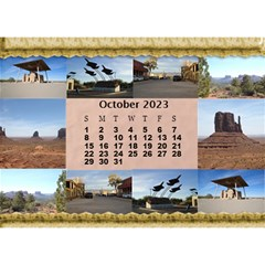 My 120 Photo Desk Calendar By Deborah   Desktop Calendar 8 5  X 6    9yx2d7tahe8f   Www Artscow Com Oct 2020
