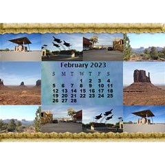 My 120 Photo Desk Calendar By Deborah   Desktop Calendar 8 5  X 6    9yx2d7tahe8f   Www Artscow Com Feb 2020