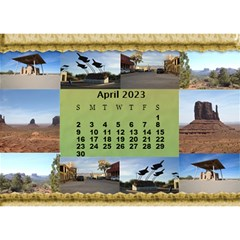 My 120 Photo Desk Calendar By Deborah   Desktop Calendar 8 5  X 6    9yx2d7tahe8f   Www Artscow Com Apr 2020