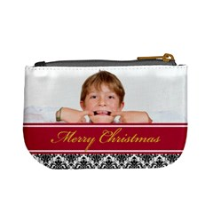 Christmas By May   Mini Coin Purse   5uzw4etn058x   Www Artscow Com Back