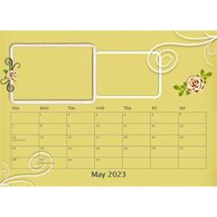 2015 Desktop Calendar 8 5x6 By Angel   Desktop Calendar 8 5  X 6    Bldj7o12myza   Www Artscow Com May 2015