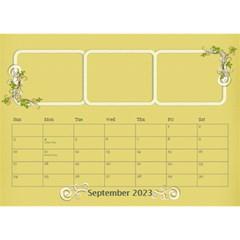 2019 Desktop Calendar 8 5x6 By Angel   Desktop Calendar 8 5  X 6    Bldj7o12myza   Www Artscow Com Sep 2019