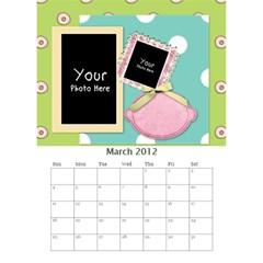 Cal1 By Lillyskite   Desktop Calendar 6  X 8 5    Yc3whwlre4l8   Www Artscow Com Mar 2012