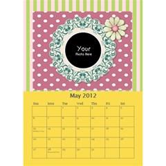Cal1 By Lillyskite   Desktop Calendar 6  X 8 5    Yc3whwlre4l8   Www Artscow Com May 2012