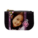little lady - coin purse - Mini Coin Purse