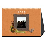 Desktop Calendar 8.5  x 6 : Love of Family