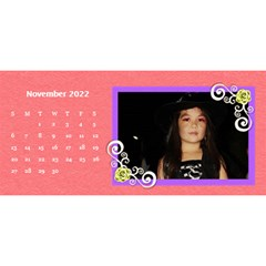 2015 Flower Faith   11x5 By Angel   Desktop Calendar 11  X 5    Io452qgugs00   Www Artscow Com Nov 2015