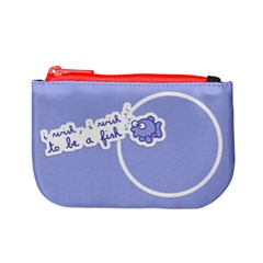 Stickers Mini Coin Purse 01 By Carol Front