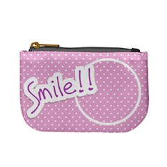 Stickers Mini Coin Purse 02 By Carol   Mini Coin Purse   Skomlitp1xzo   Www Artscow Com Front