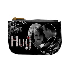 Hug And Kiss Mini Coin Purse By Lil    Mini Coin Purse   Ll86cg84m7du   Www Artscow Com Front