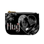 Hug and Kiss Mini Coin Purse