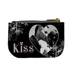 Hug And Kiss Mini Coin Purse By Lil    Mini Coin Purse   Ll86cg84m7du   Www Artscow Com Back