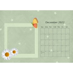 Flower World By Joely   Desktop Calendar 8 5  X 6    Tg55ihqdwsyh   Www Artscow Com Dec 2015